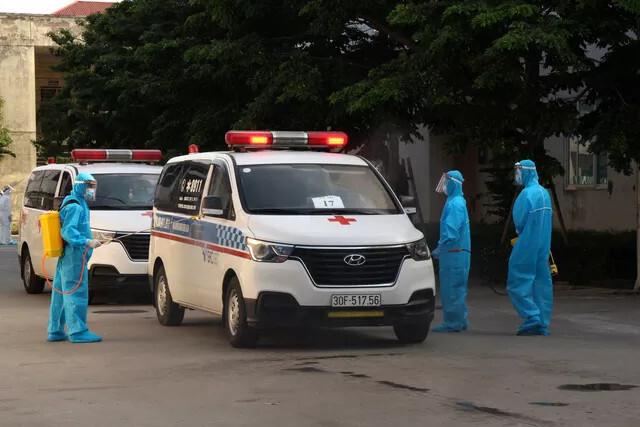 Ca mắc Covid-19 mới nhất tại Thái Bình trước đó có 8 lần xét nghiệm âm tính