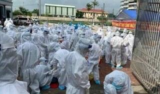 Bắc Giang: Phát hiện 98 người dương tính SARS-CoV-2 thông qua test nhanh
