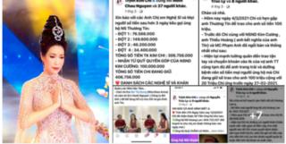 NSƯT Trịnh Kim Chi nói gì khi kêu gọi giúp nghệ sĩ Thương Tín, Hoàng Lan bị phản ứng?