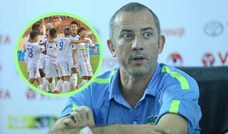 """HLV Guillaume Graechen: """"HAGL cần học cách làm của Hà Nội FC"""""""