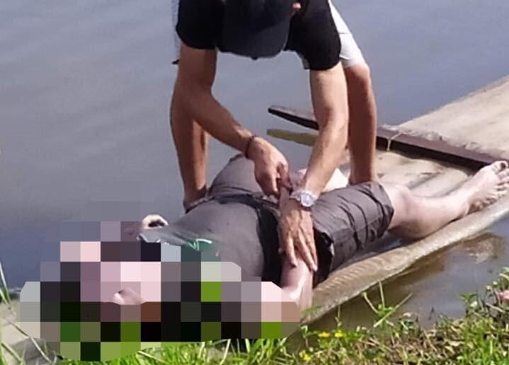 Đi câu cá, một thanh niên đuối nước thương tâm