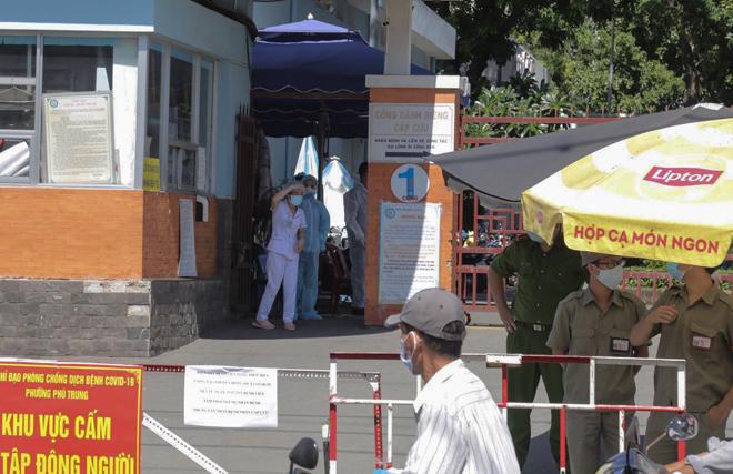 3 thành viên Hội thánh truyền giáo nghi nhiễm COVID-19 khai báo không trung thực khiến BV Tân Phú bị phong toả