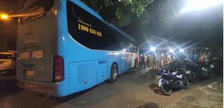 Đà Nẵng: Tài xế nhốt CSGT trên xe, tông vào chốt kiểm dịch Covid-19