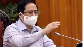 Thủ tướng đề nghị Bắc Ninh nghiên cứu giãn cách xã hội rộng hơn