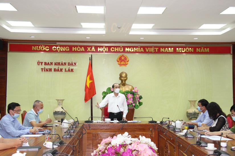 Đắk Lắk ghi nhận ca dương tính với SASR-CoV-2 thứ 4, về từ vùng dịch TP.Hồ Chí Minh