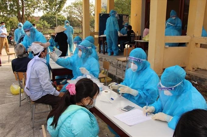 Hà Nội ghi nhận thêm 27 trường hợp dương tính với SARS-CoV-2