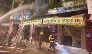 Vụ cháy nhà giữa đêm ở TPHCM: 2 nạn nhân đã tử vong