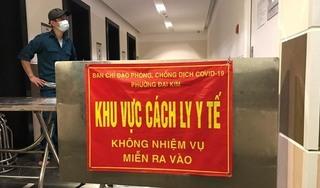 Hà Nội: Cách ly y tế tầng 4 chung cư HH02A EcoLake View, Hoàng Mai