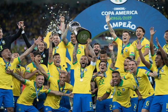 Copa America tìm ngay ra chủ nhà mới
