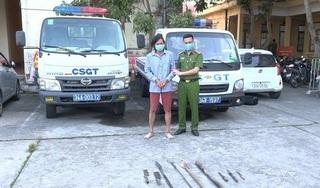 Hải Dương: Khởi tố bị can dùng đinh ba gây thương tích cho Phó công an huyện