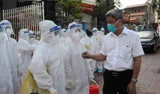 Bộ Y tế đưa ra giải pháp đảm bảo an toàn và sức khỏe cho đội ngũ y tế chống dịch