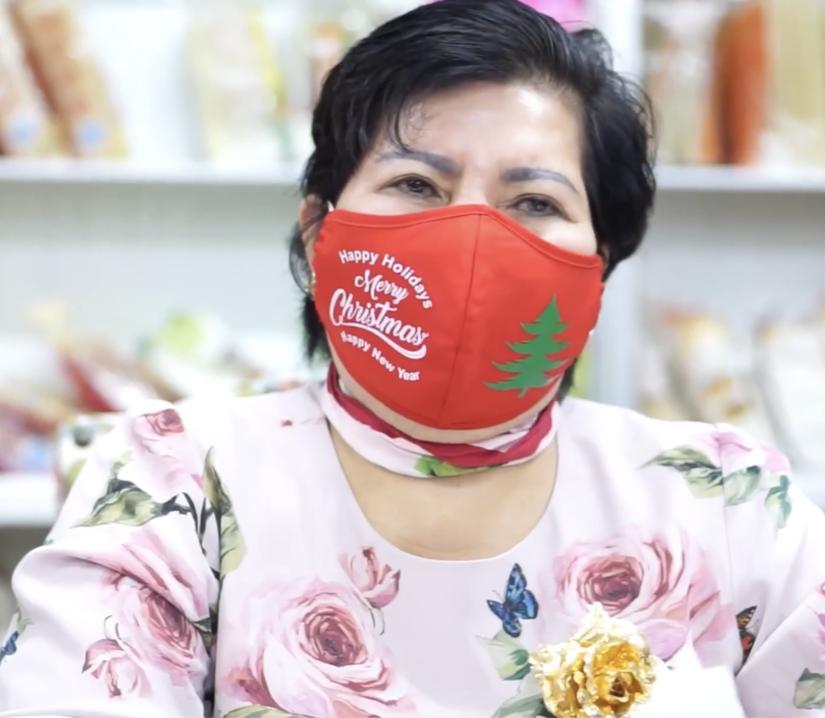 Khởi kiện bà Nguyễn Phương Hằng và đòi bồi thường 1.000 tỷ đồng, bà Lê Thị Giàu nói gì