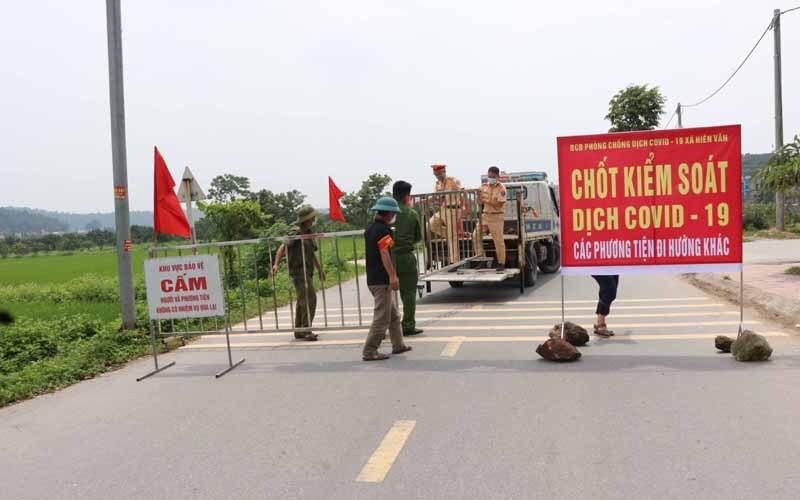 Bắc Ninh thông tin chính thức vụ 91 công nhân F1 trốn từ KCN về Lào Cai