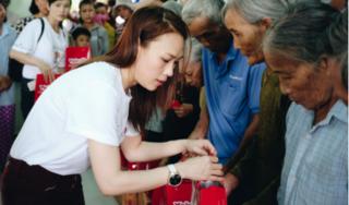 Những nghệ sĩ Việt chọn cách làm từ thiện trong lặng lẽ