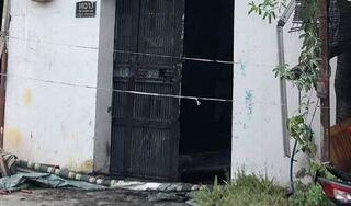 Cháy nhà ở Sài Gòn, vợ chết, chồng và con bị thương