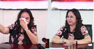 Bà Phương Hằng bất ngờ nhận tin vui sau khi khóc nức nở, muốn giải thể Đại Nam