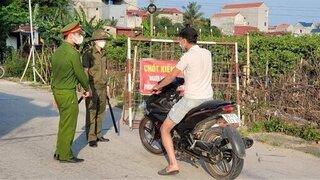 Phát hiện ca dương tính với SARS-CoV-2 ở cộng đồng, Bắc Ninh phát thông báo khẩn