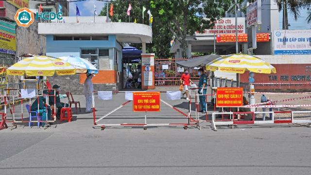 Tạm ngưng hoạt động Bệnh viện quận Gò Vấp