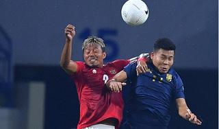Thái Lan mất điểm trước Indonesia, HLV Nishino có