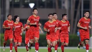 FIFA cảnh báo Việt Nam trước các đối thủ cùng bảng