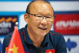 HLV Park Hang Seo đặt mục tiêu cao ở trận gặp Indonesia