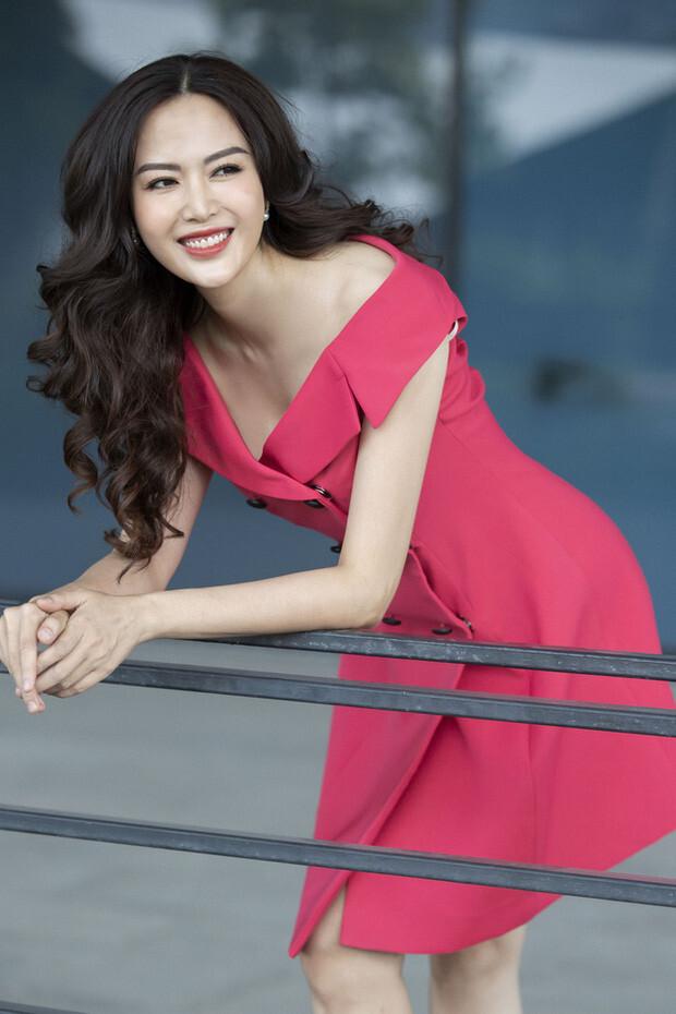 Xúc động tâm sự cuối của Hoa hậu Thu Thủy trước khi đột ngột qua đời ở tuổi 45