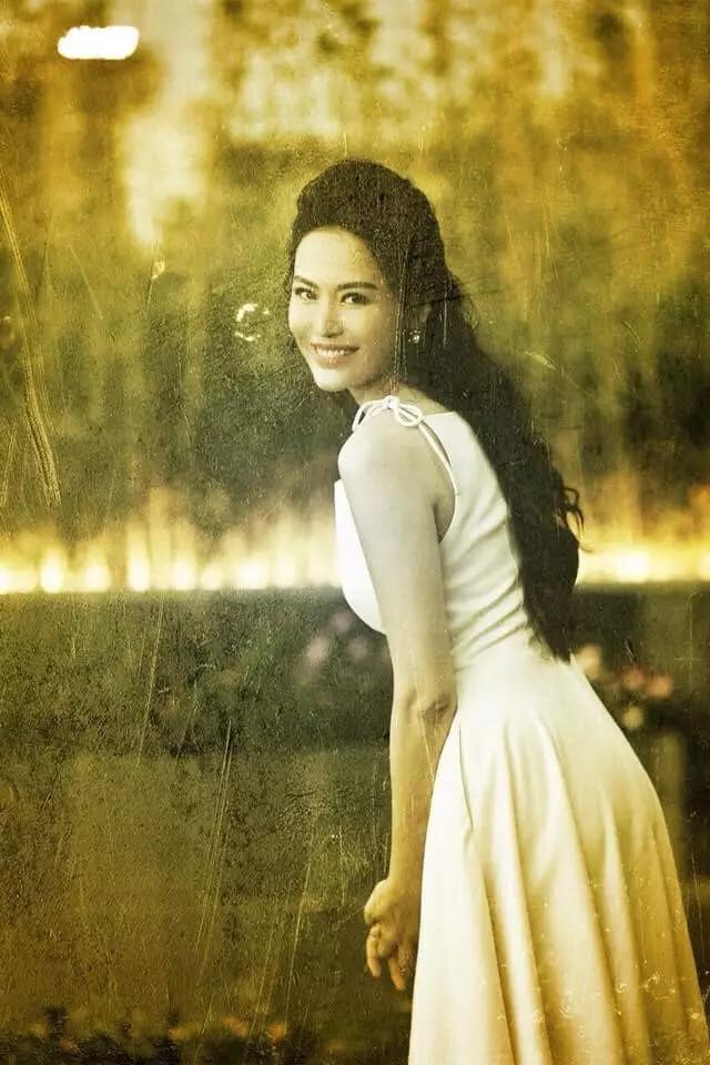Loạt ảnh cuối cùng của Hoa hậu Thu Thủy trước khi qua đời