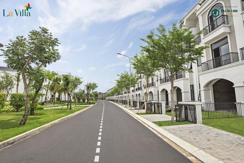 Nhà nhà trong khu đô thị ven thành phố sở hữu mức giá hấp dẫn tối ưu không gian sống