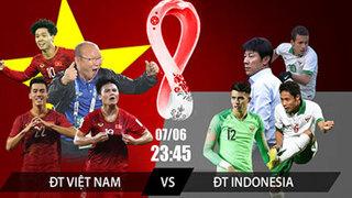 Bất ngờ với giá vé xem trận Việt Nam- Indonesia