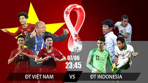 Giá vé xem trận Việt Nam- Indonesia