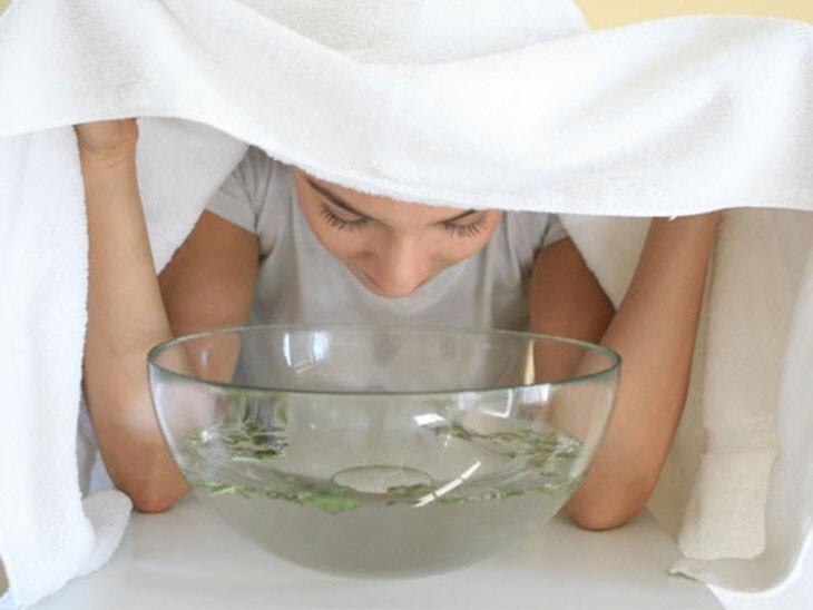viêm xoang dẫn đến đau đầu