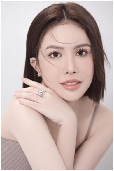 Vẻ đẹp trẻ trung bất ngờ của cô nàng Hà My ở ngưỡng tuổi 30
