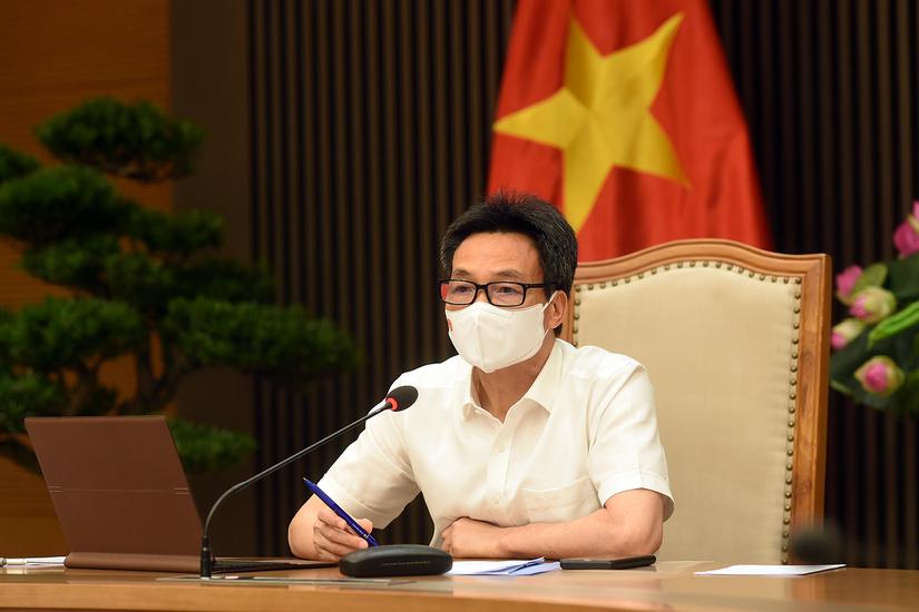 10-14 ngày nữa sẽ dập được dịch Covid-19 ở Bắc Giang