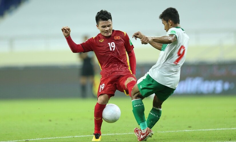 Cổ động viên Indonesia thừa nhận Việt Nam hơn hẳn đội nhà về đẳng cấp