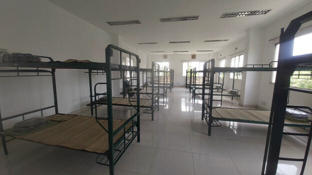 Hơn 200 giường bệnh trong khu vực do Trần Anh Group tài trợ cho tỉnh Long An