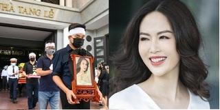Gia đình, bạn bè nghẹn lòng đưa tiễn hoa hậu Nguyễn Thu Thủy