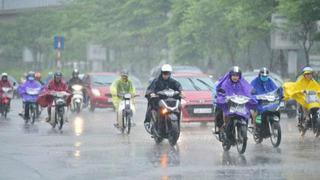 Dự báo thời tiết ngày 9/6: Bắc Bộ mát mẻ, mưa rào và dông diện rộng