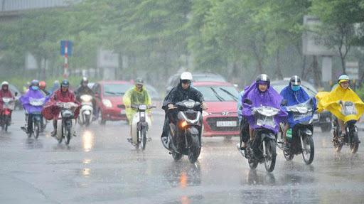 Dự báo thời tiết ngày 9/6, Bắc Bộ mát mẻ, mưa rào và dông diện rộng