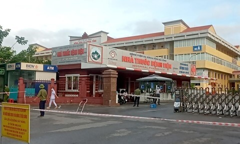 Bệnh viện Đa khoa tỉnh Hà Tĩnh hoạt động bình thường trở lại từ sáng nay
