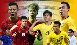 Malaysia quyết chơi tấn công, HLV Park sẽ khắc chế bằng