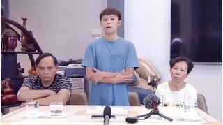 Hồ Văn Cường và bố mẹ ruột cầu cứu công an đòi lại công bằng giữa tin đồn bị Phi Nhung bóc lột