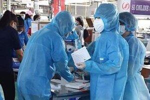 TP.HCM: 3 công nhân tại Công ty Việt Nam Samho dương tính Covid-19