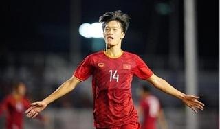 Hoàng Đức được Sofa Score chấm điểm cao nhất ở trận gặp Malaysia