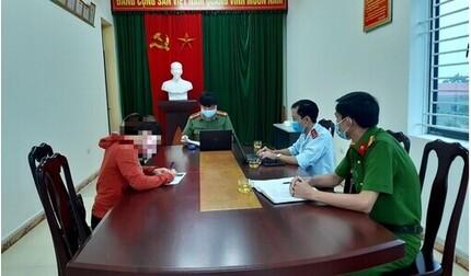 Xử phạt chủ tài khoản đăng tin sai sự thật về khu cách ly tại Hà Tĩnh