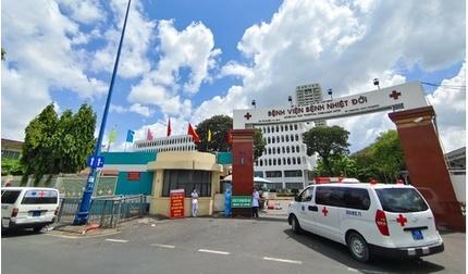 53 nhân viên Bệnh viện Bệnh nhiệt đới TP.HCM dương tính Covid-19