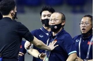 HLV Park Hang Seo không được liên lạc với tuyển Việt Nam