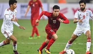 """Trang chủ FIFA: """"Việt Nam - UAE là trận chiến sinh tử"""""""