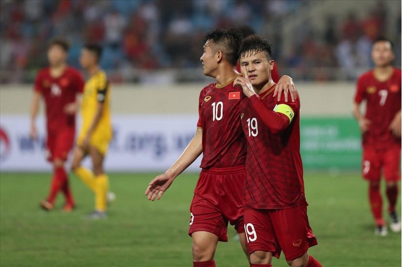 Đội hình dự kiến tuyển Việt Nam gặp UAE