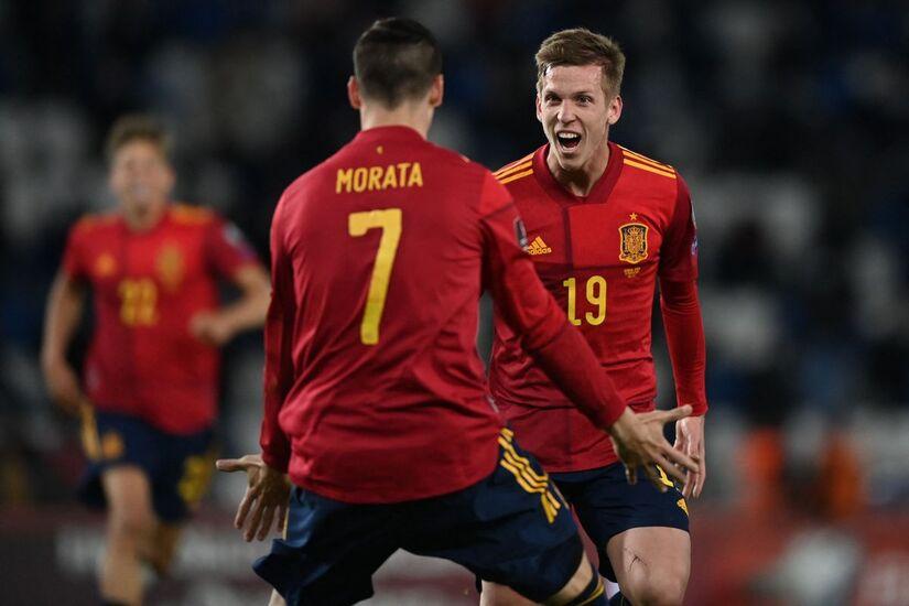 Tỷ lệ cược Tây Ban Nha vs Thụy Điển