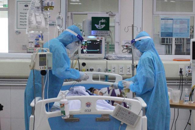 Bộ Y tế công bố thêm 2 ca Covid-19 tử vong, là người cao tuổi